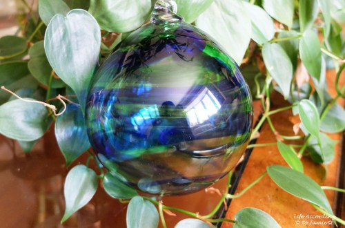 Glassblowing - Ornament