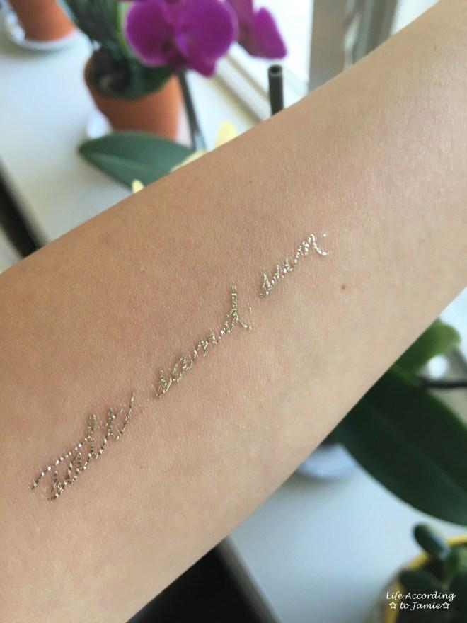 Salt Sand Sun Flash Tattoo