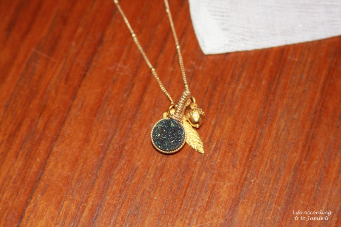 bareandme-fall-druzy-and-leaf-necklace-2