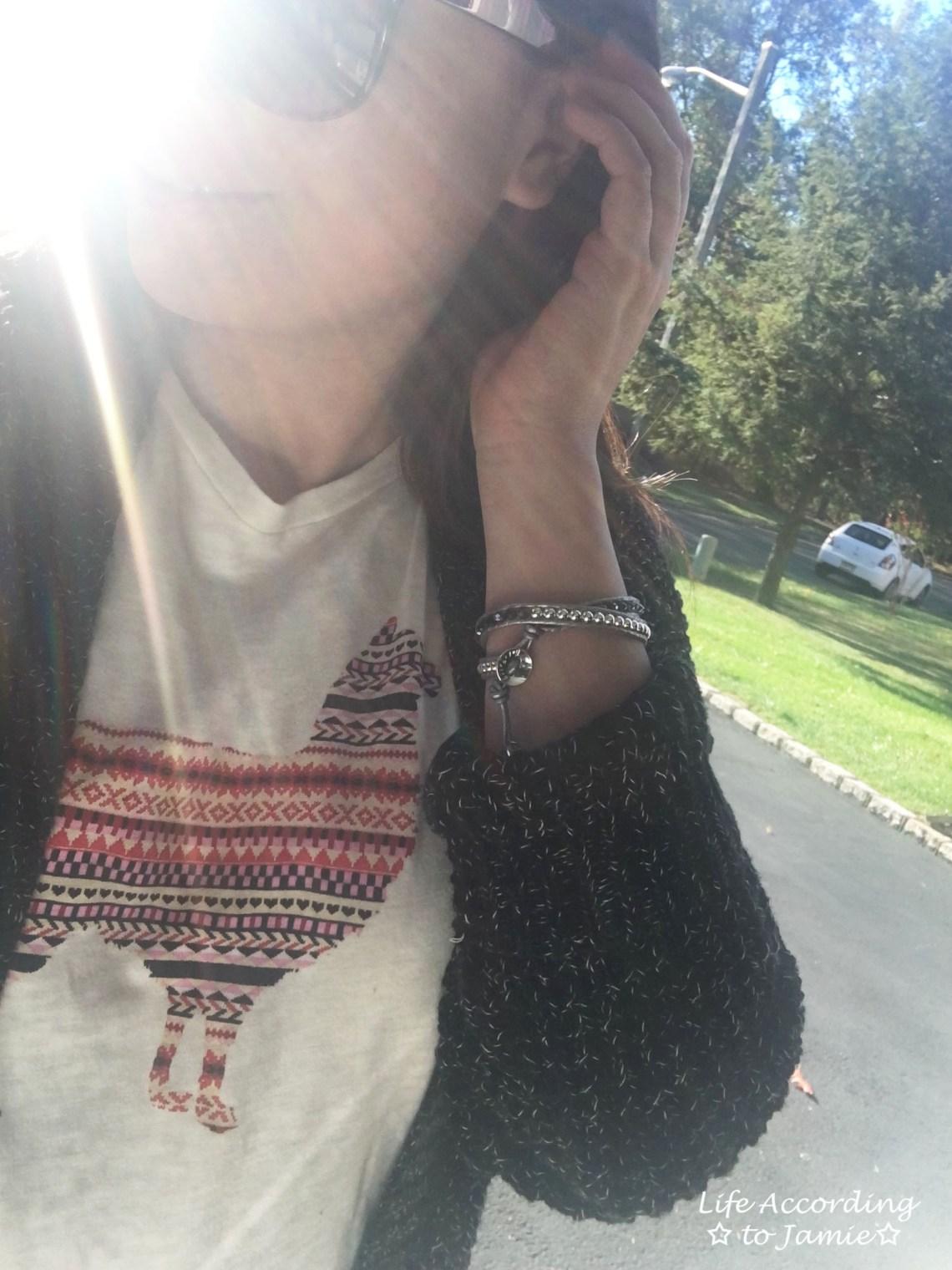 llama-print-top-boho-betty-bracelet