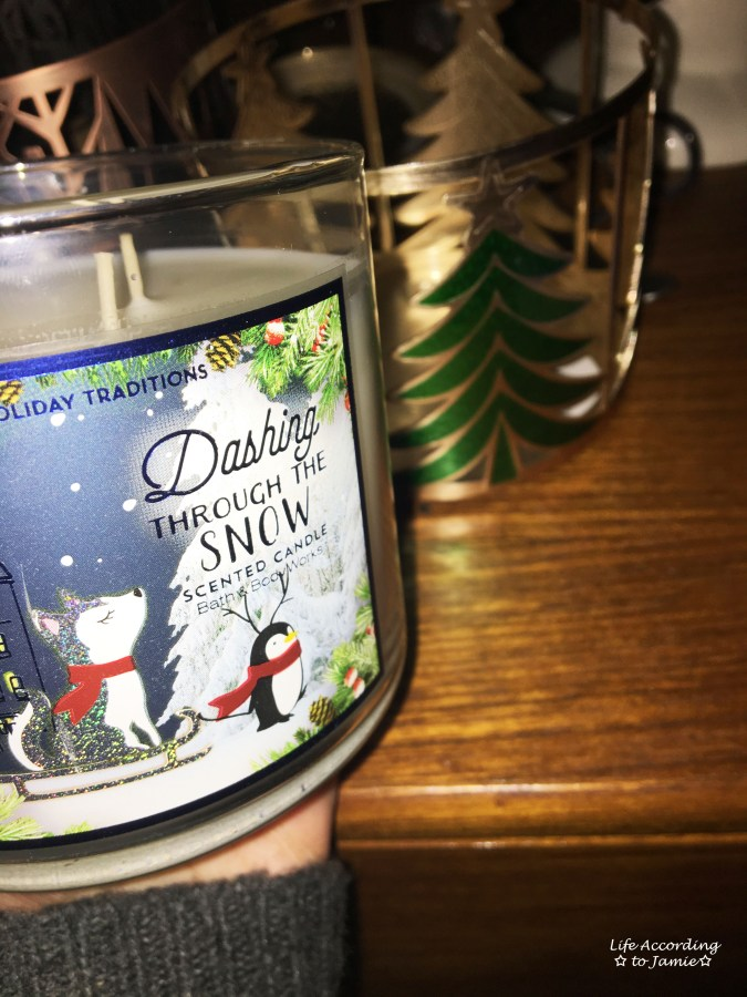 dashing-through-the-snow-candle