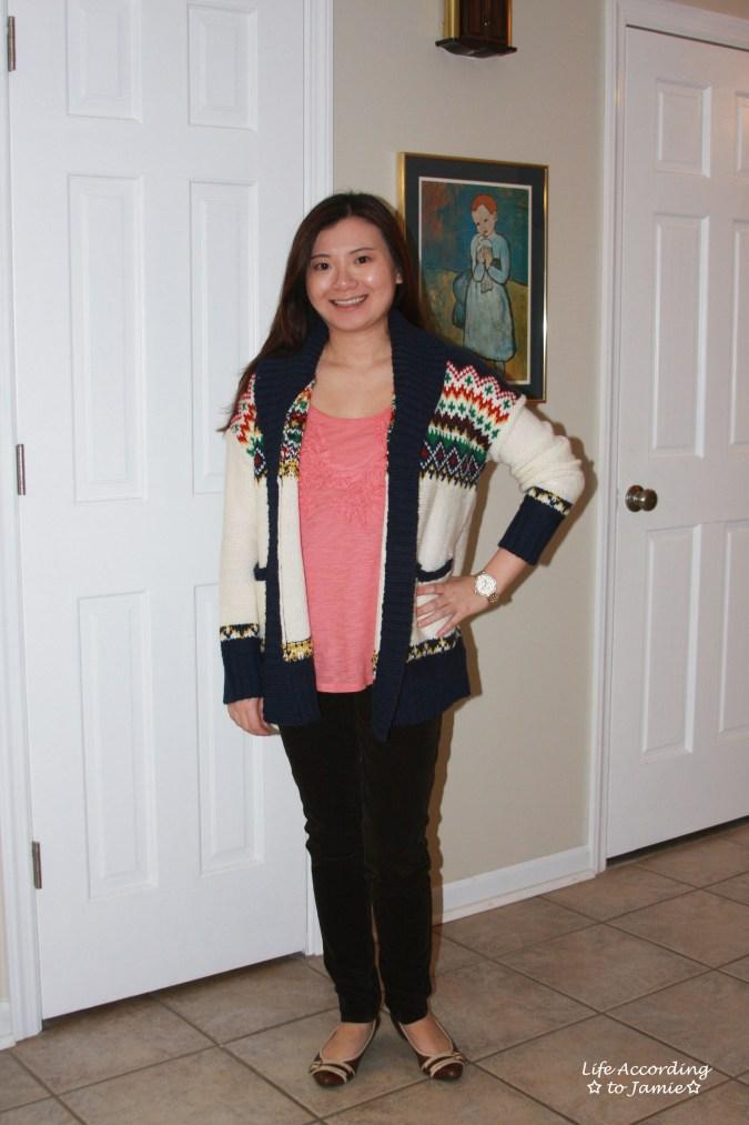 patterned-cardigan