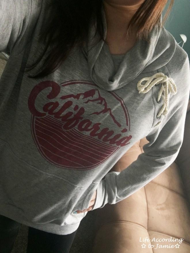 California Sweatshirt 4