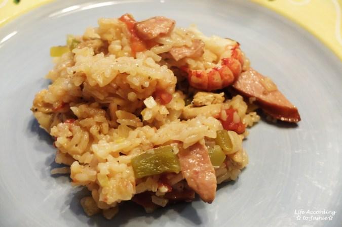 Crawfish Jambalaya 5