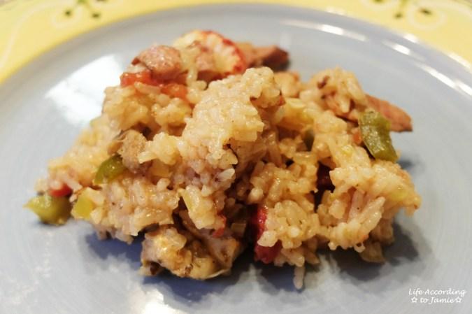 Crawfish Jambalaya 6
