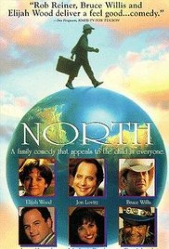 North - movie poster