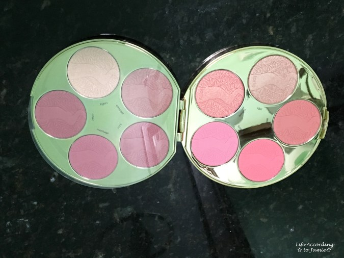 Tarte Blush Color Wheel 1