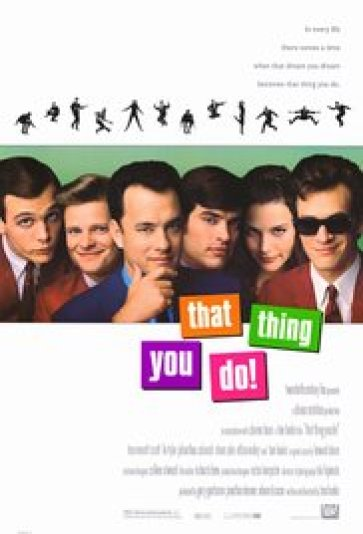 that thing you do - movie poster