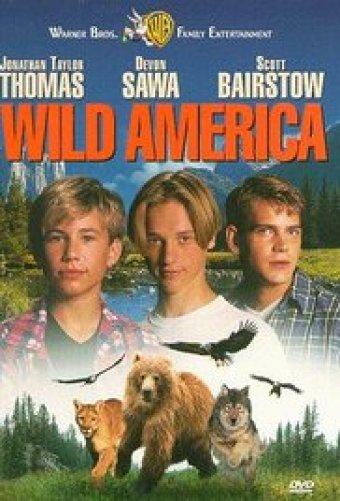 Wild America - Movie Poster