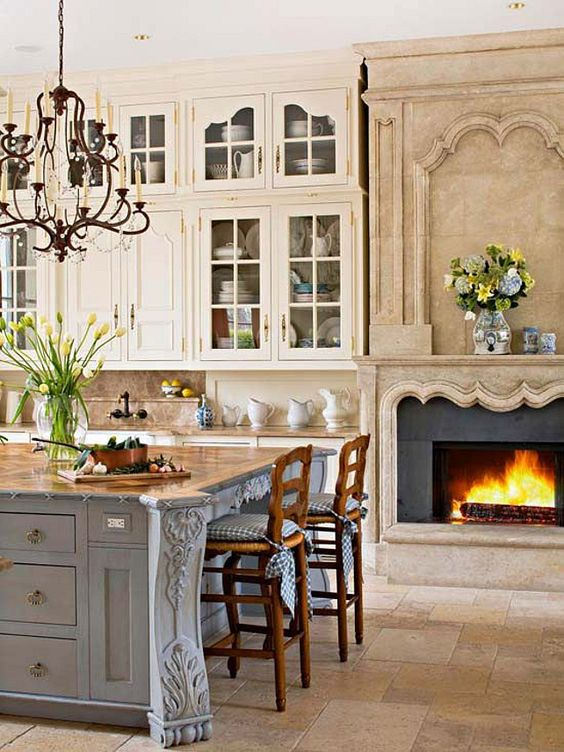 French Country Kitchen Inspiration – Life According to Jamie