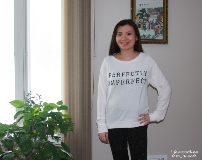 Perfectly Imperfect Top 2