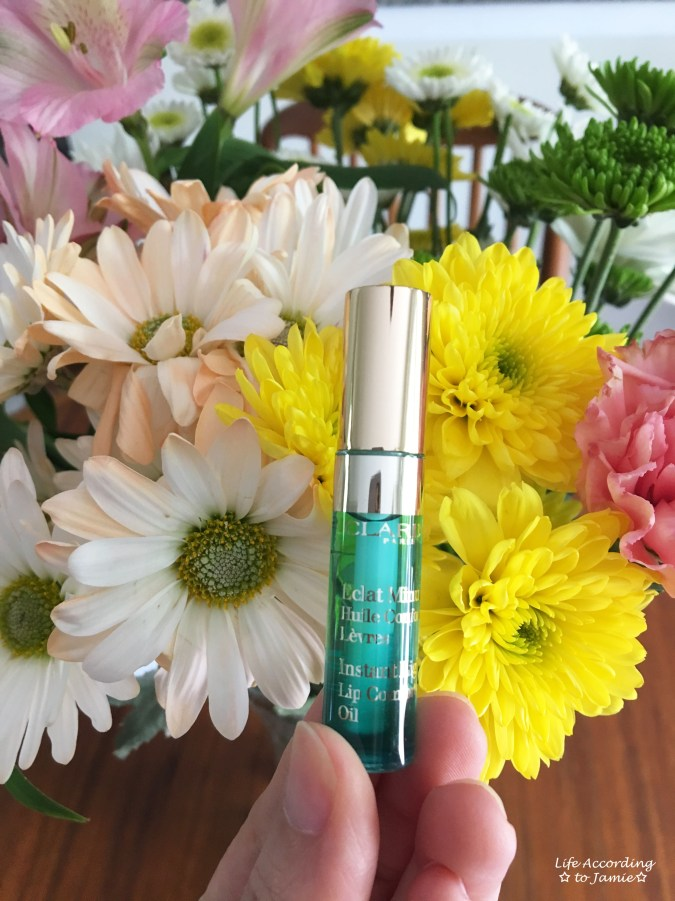 Clarins Lip Comfort Oil - Mint