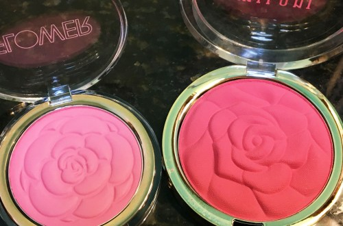 Flower Beauty & Milani Blush
