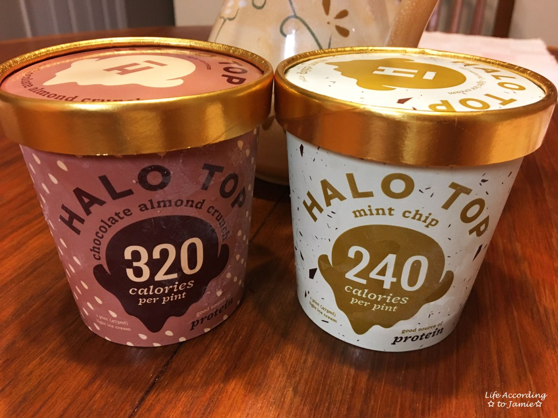 Halo Top Creamery - Pints