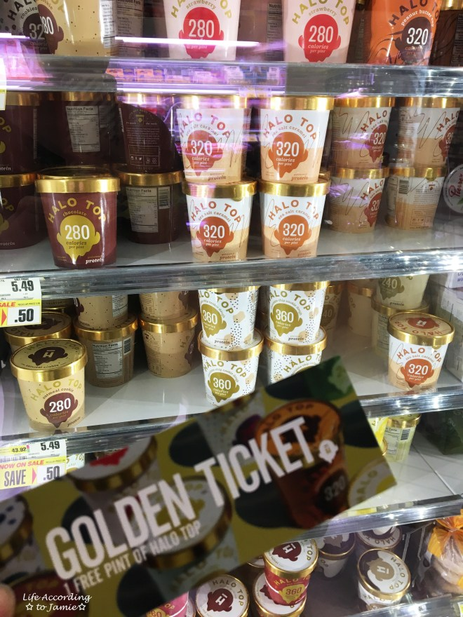 Halo Top Creamery - Supermarket