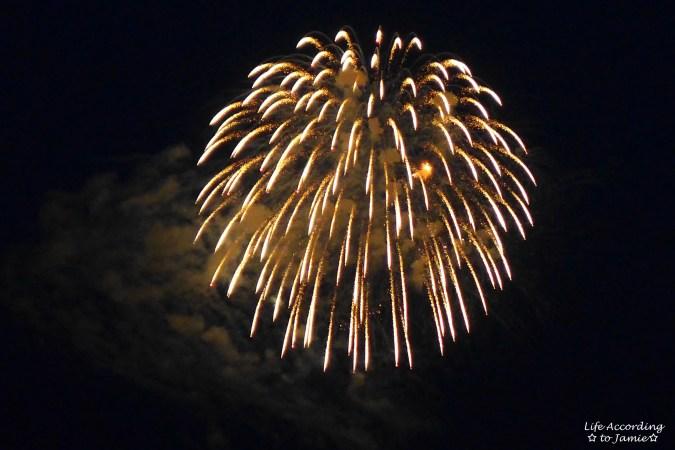 Fireworks - Hyannis Marina 1