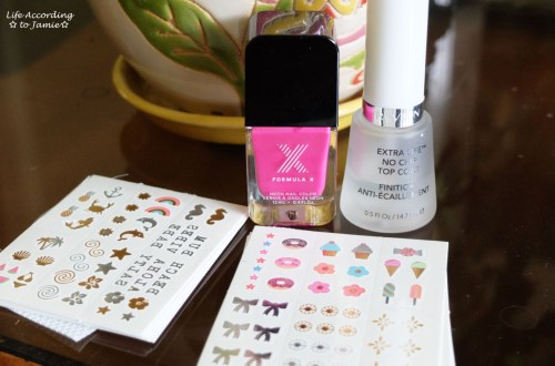 Flash Tattoo Nail Tattoos