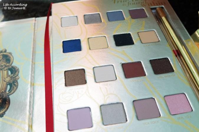 Lorac - Beauty & the Beast Eye Shadow Palette 2