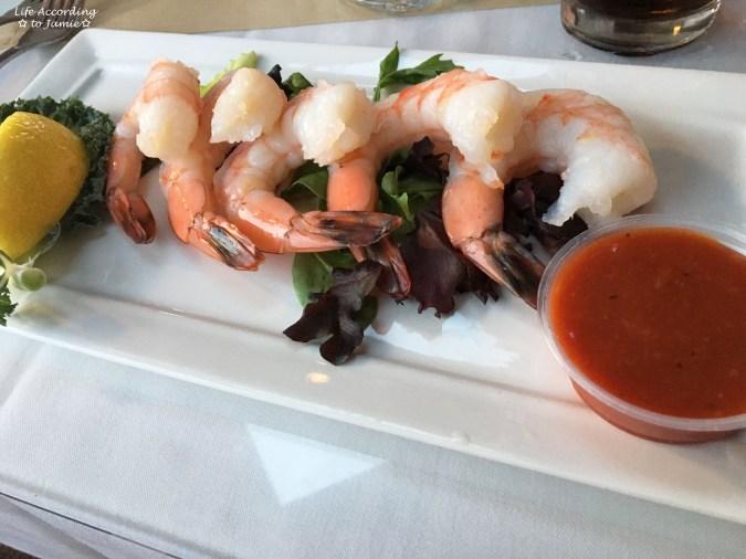 Mattakeese Wharf - Shrimp Cocktail