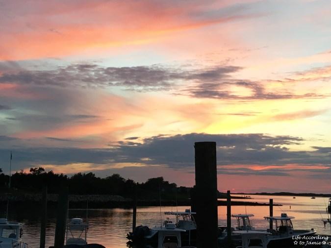 Mattakeese Wharf - Sunset View 3
