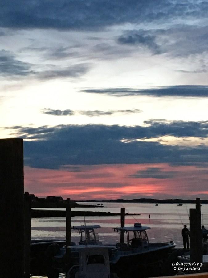 Mattakeese Wharf - Sunset View 4
