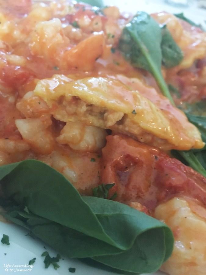 Mistrolino - Lobster Ravioli 1