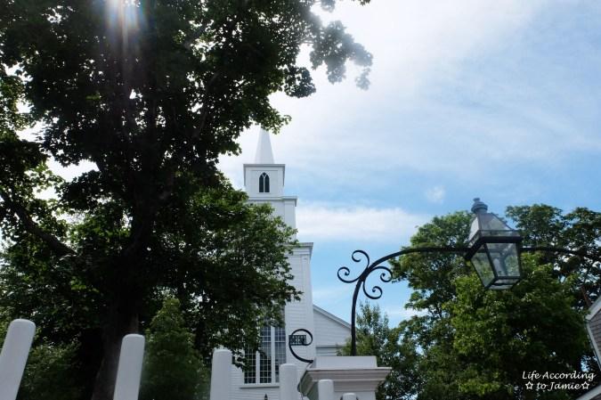 Nantucket - First Congregational Church