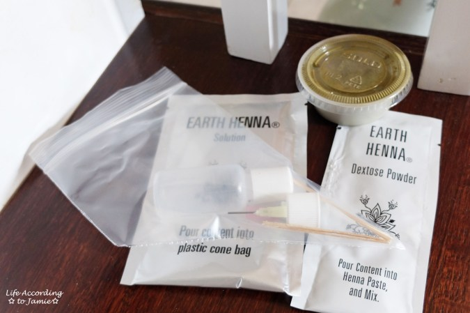 Earth Henna - Classic Kit