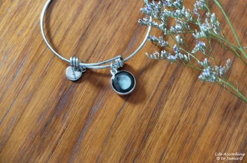 Moonglow Bangle Bracelet