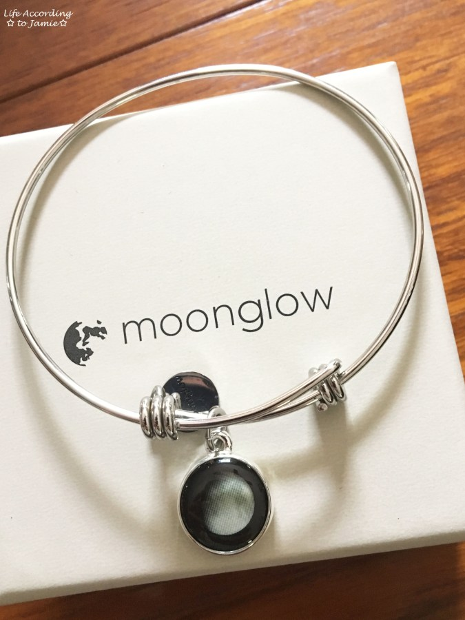 Moonglow Bangle Bracelet 7