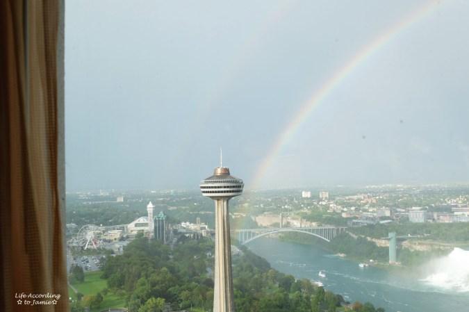 Niagara Falls - Double Rainbow