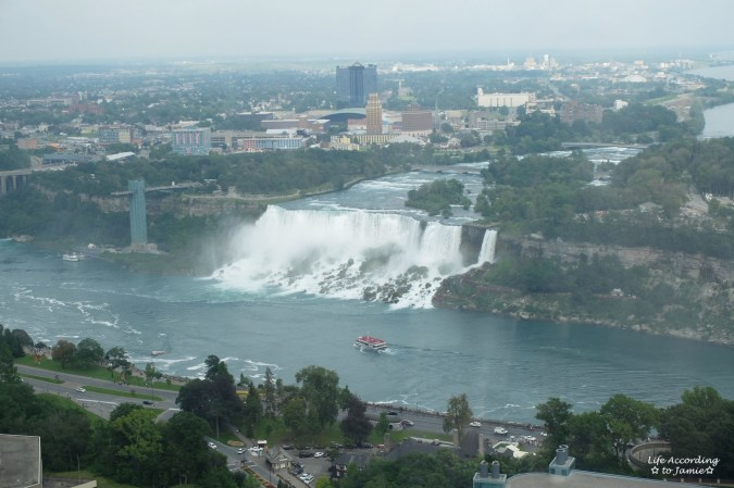 Niagara Falls - Hilon Fallsview View 1