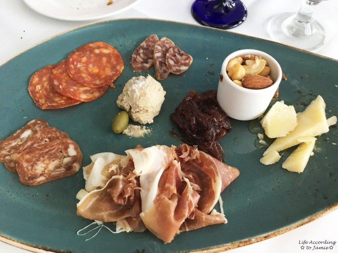 The Watermark Restaurant - Charcuterie