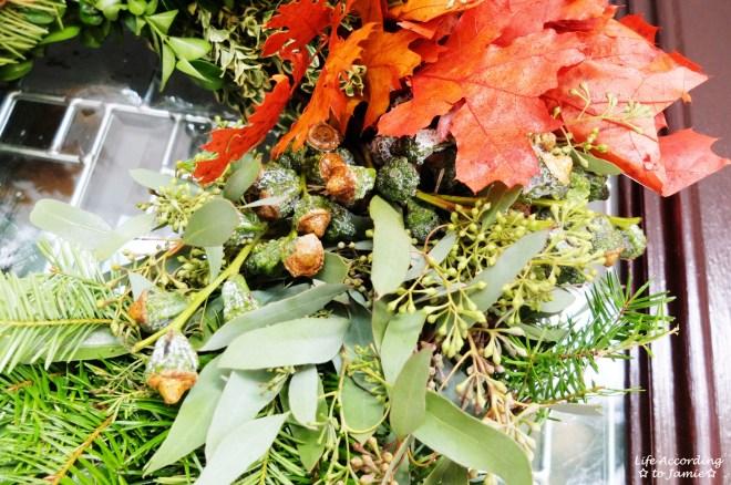 Celebrate Fall Wreath 6