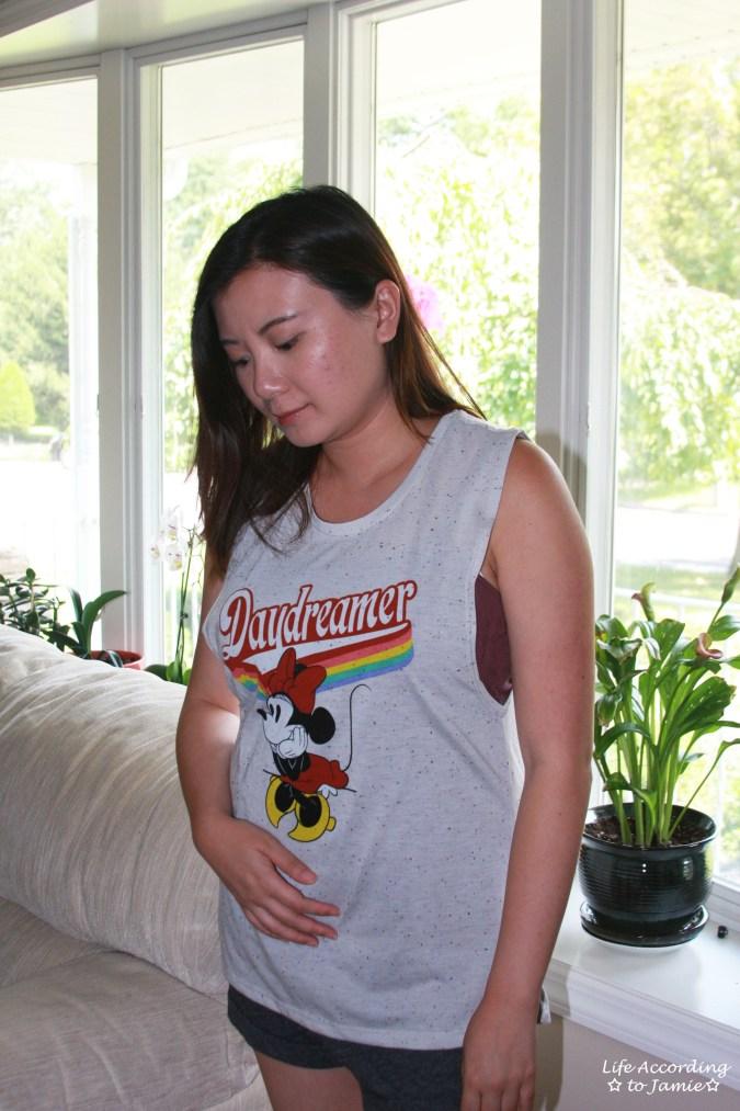 Minnie Mouse Daydreamer - Muscle Tank 6