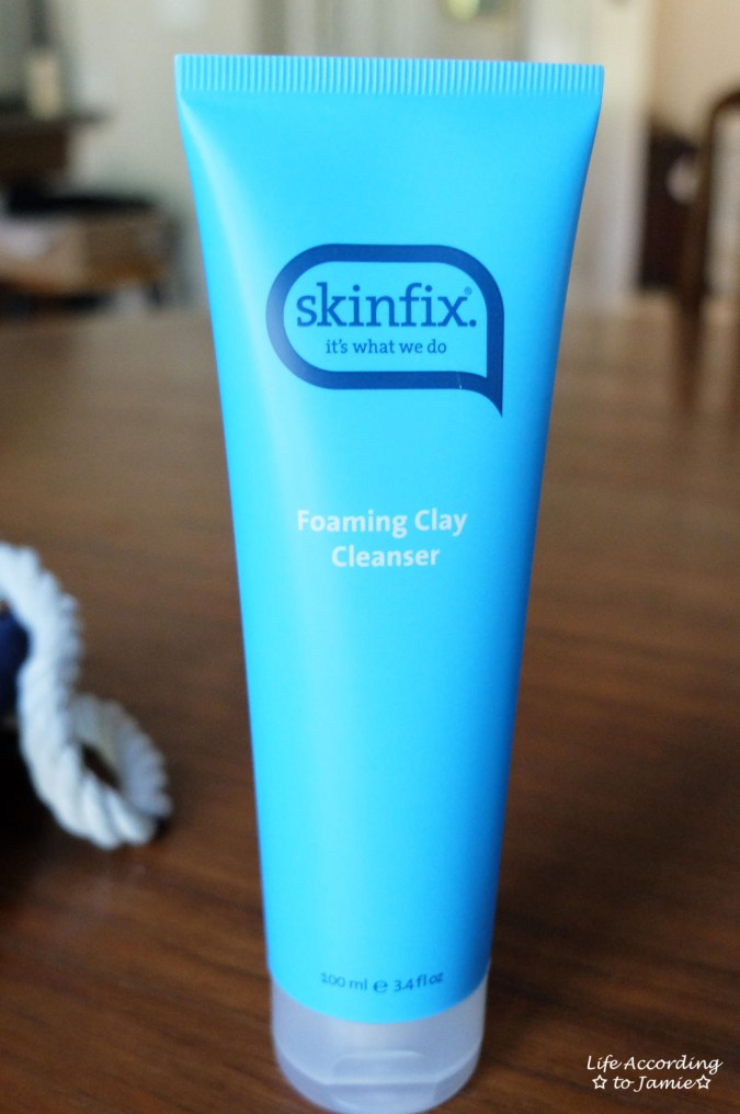 Skinfix - Foaming Clay Cleanser