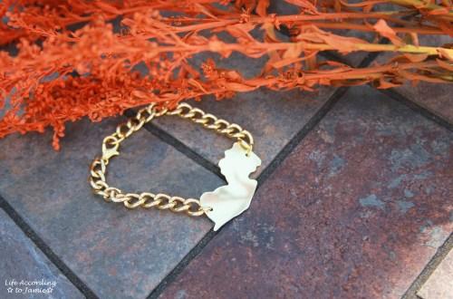 East&Linbrooke NJ Gold Bracelet