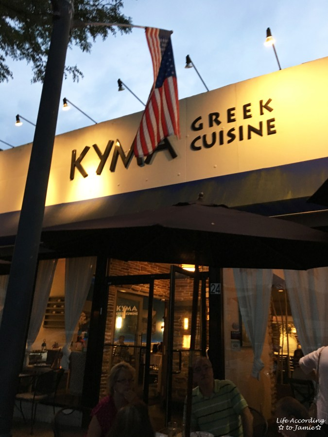 Kyma Greek Cuisine