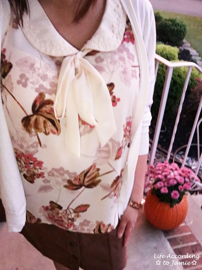 Castelli Blooms + Faux Suede 1