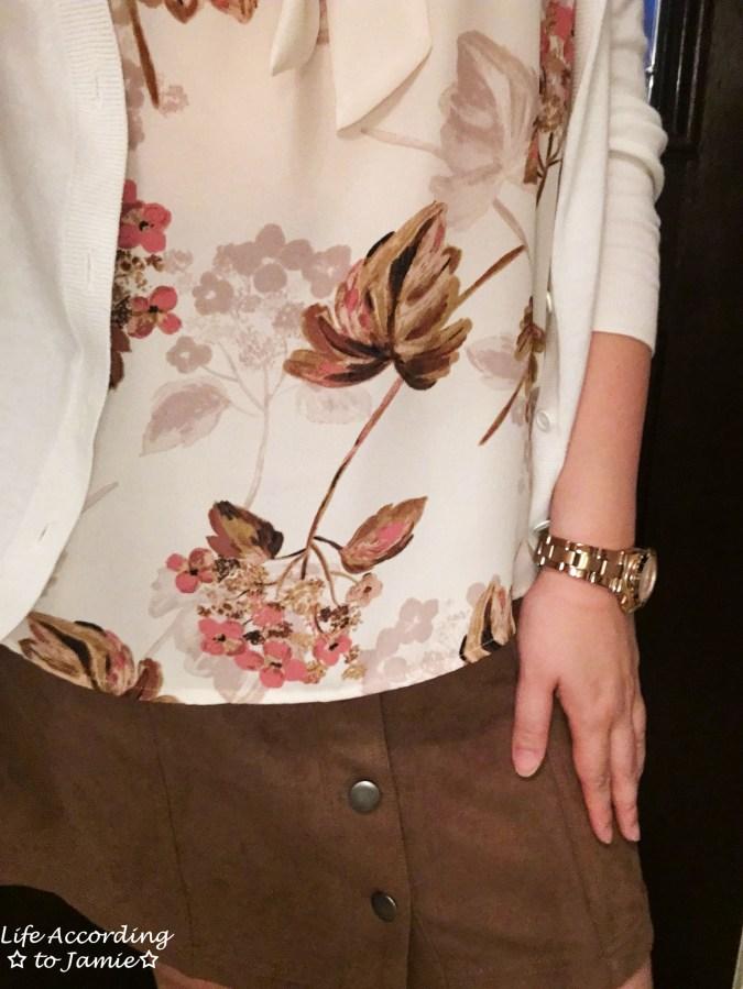 Castelli Blooms + Faux Suede 4