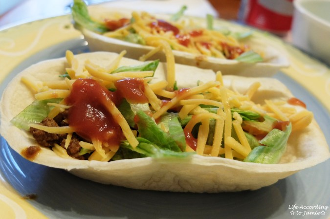 Old El Paso Taco Dinner Kit 4