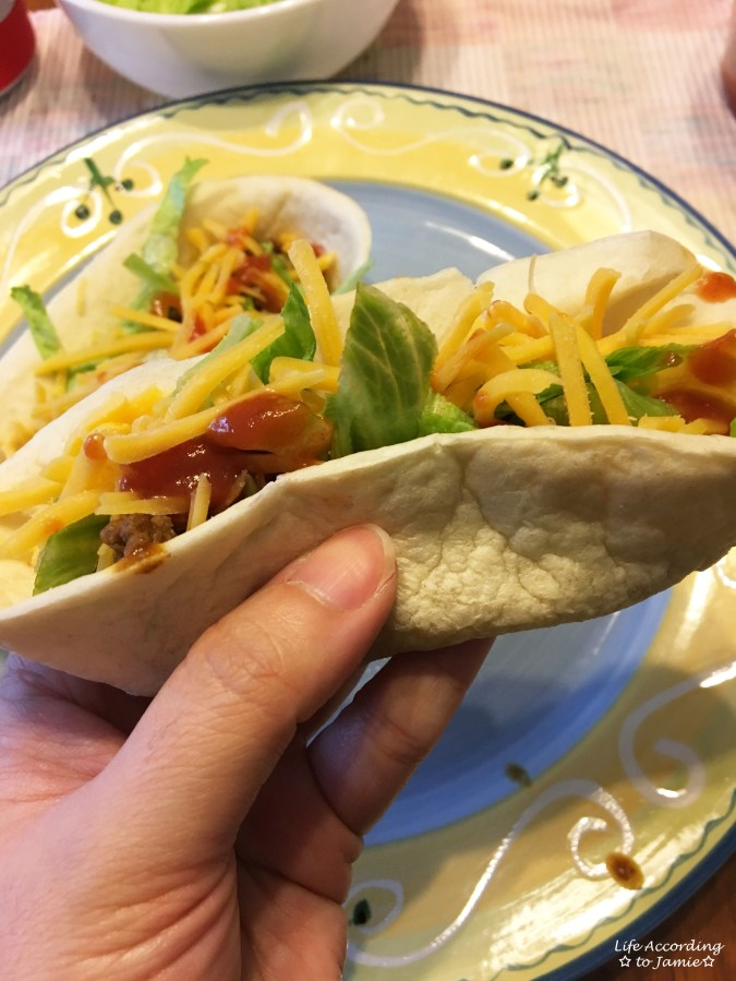 Old El Paso Taco Dinner Kit 6