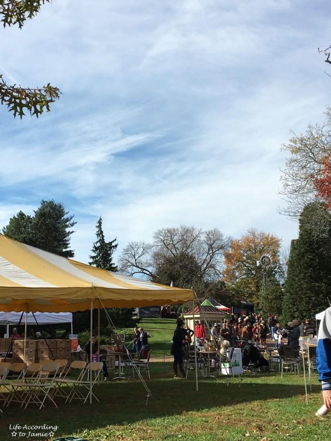 Peddler's Village - Apple Festival 2