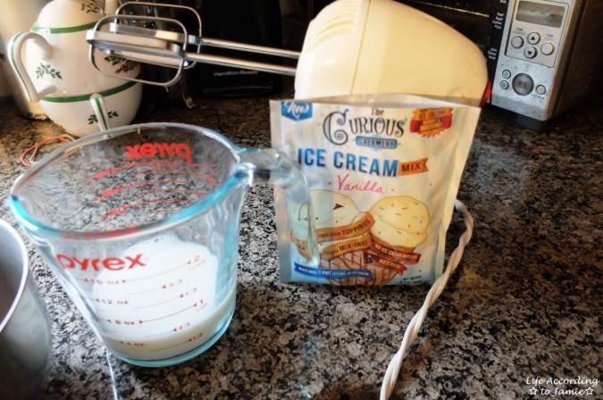 The Curious Creamery - Vanilla Ice Cream