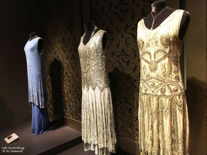 Downton Abbery - The Exhibition - Dresses