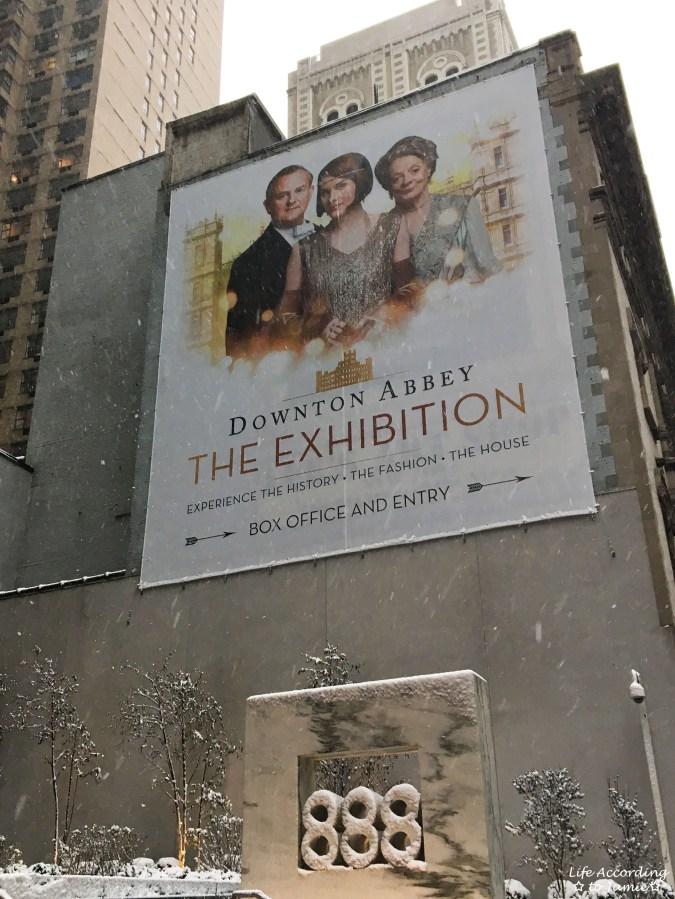 Downton Abbery - The Exhibition