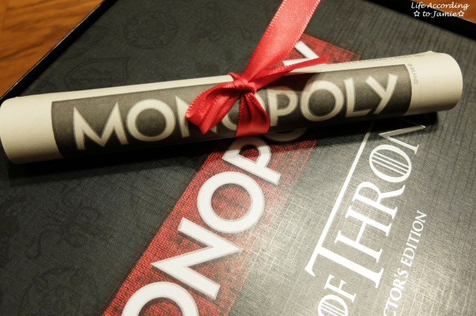 Game of Thrones Monopoly 2