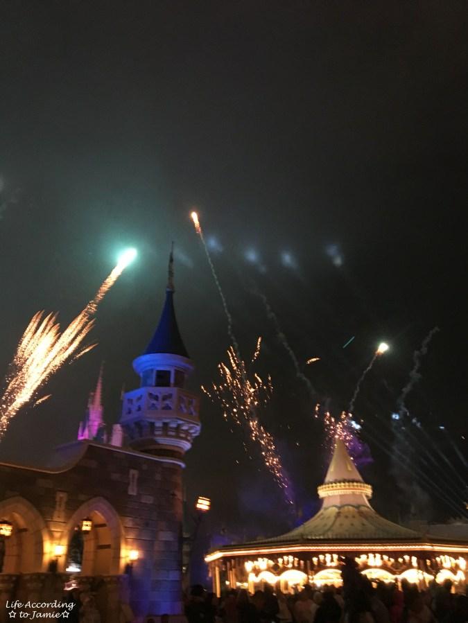 Magic Kingdom - Fireworks