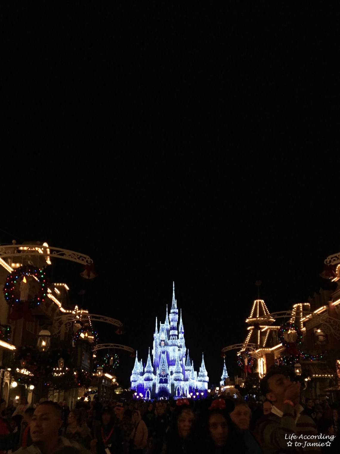 Magic Kingdom - Main Street Christmas
