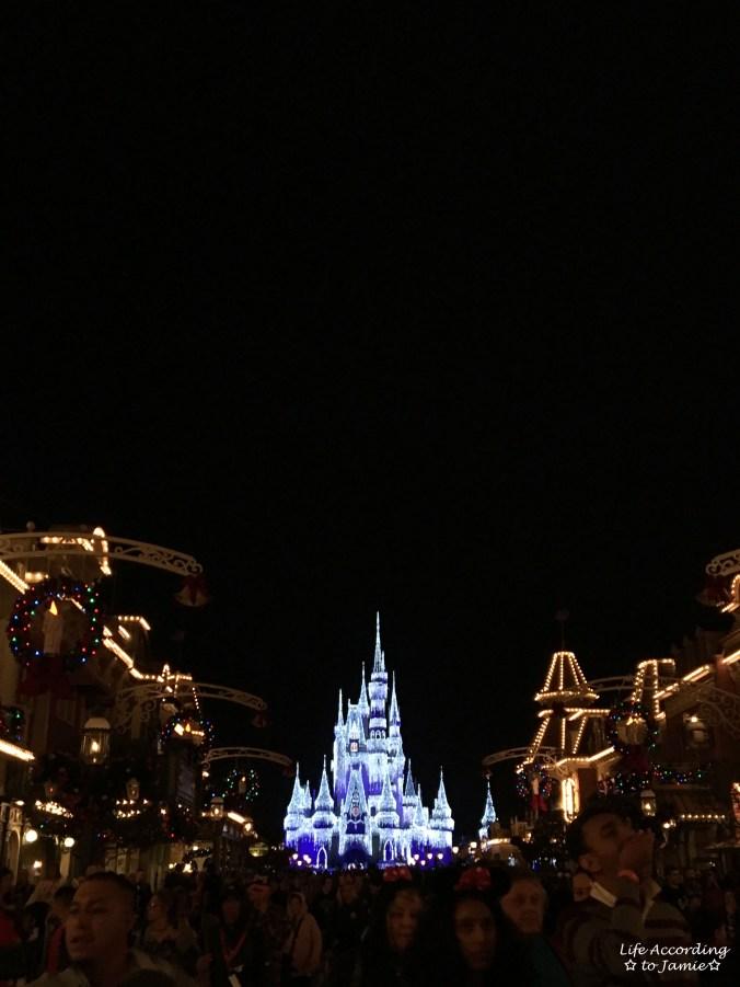 Magic Kingdom - Main Street Christmas 2